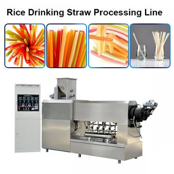 Full Automatic High Quality Pasta Straw Making Machine