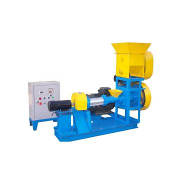 Industrial Animal Pet Dog Floating Fish Food Feed Extruder Machine