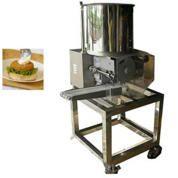 Automatic Hamburger Burger Patty Forming Making Processing Machine Fx-2000
