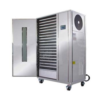 Industrial Food Vacuum Freeze Drying Processing Dehydrator Machine Equipment Price