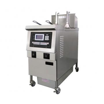Professional Electric Gas Fried French Fries Fryer Potato Chips Frying Machine
