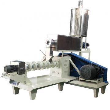 Dry Extruded Animal Pet Dog Food Machine From China