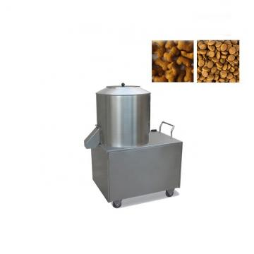 Full Automatic Ce Certification Pet Food Pellet Machine