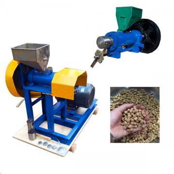 Ks Series Animal Floating Fish Feed Pet Food Extrusion Machine