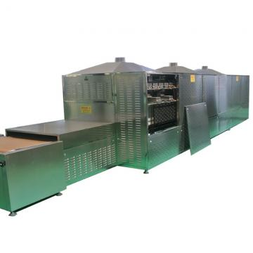 Large Industrial Continuous Microwave Drying Machine with Belt Conveyor