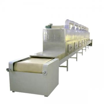 Large Industrial Continuous Microwave Food Drying Machine