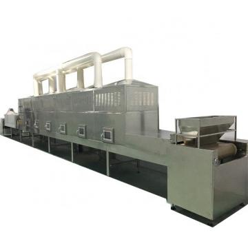 12-60kw Electrical Continouly Microwave Belt Drying Machine