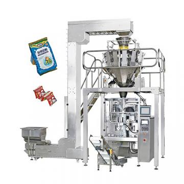 Fully Automatic Feeding Weighing Dosing Bagging Garlic Pouch Packaging Machine