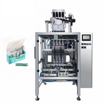 Stainless Steel Dry Fruit Weighing and Automatic Packing Machine