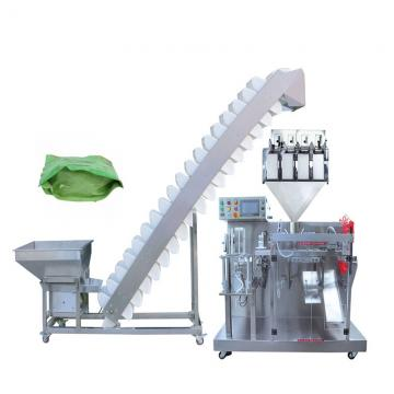 Automatic Food Weight Filling Packing Machine Glass, Metal, Plastic
