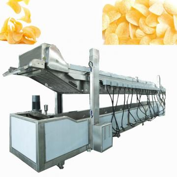 Lotus Root Yams Carrots Slicer/Potato Chips Cutting Cutter Machine/Automatic Food Slicing Machine