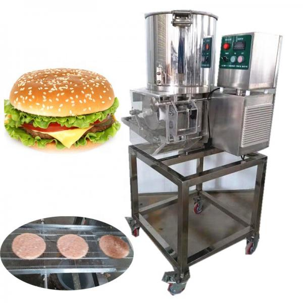 Fast Speed Burger Patty Maker / Burger Patty Making Machine #1 image