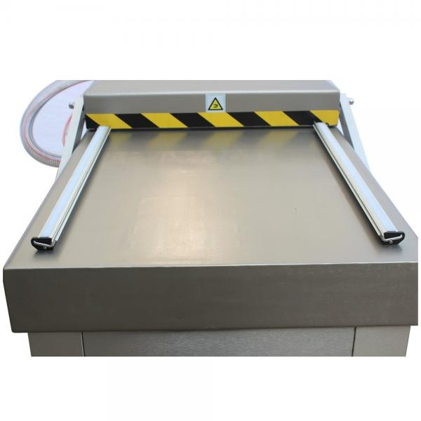 Fast Tofu Bean Product Tray Sealer #1 image