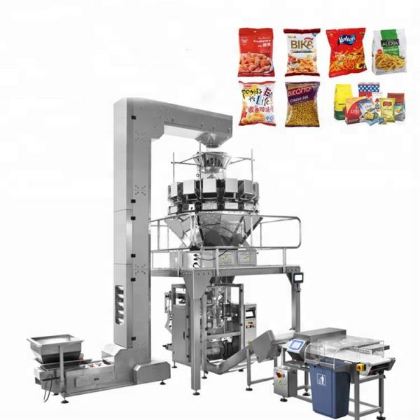 Automatic Weighing Filling and Packaging Machine #1 image