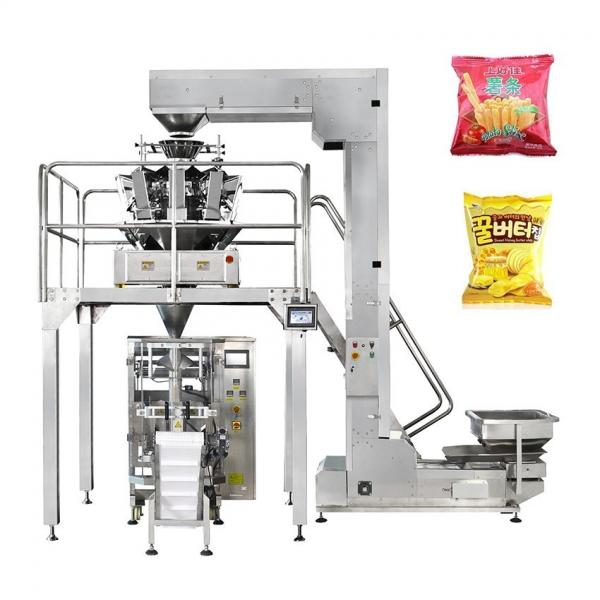 Automatic Exposure Filling Weighing Bagging Machine #1 image